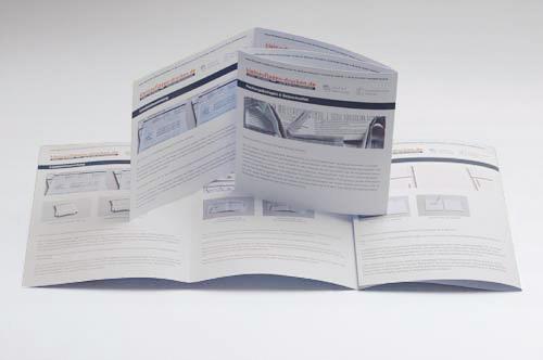 Übersichtsbild zum Bestellen von 8-seitigen Foldern im Format 210 x 210 mm als Wickelfalz